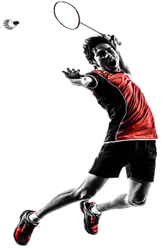12BET as Official Partner of the BWF Championships Badminton Player Png