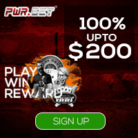 PWRbet Launch banner