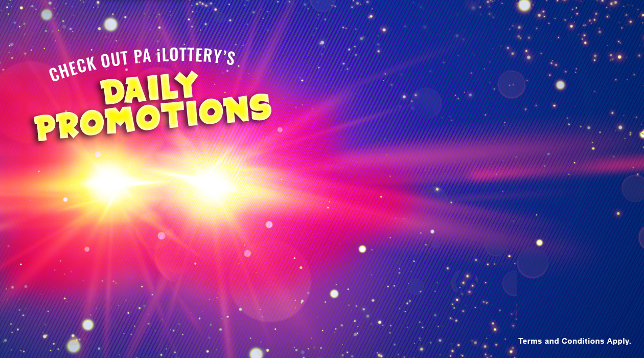 PA iLottery_daily promotions