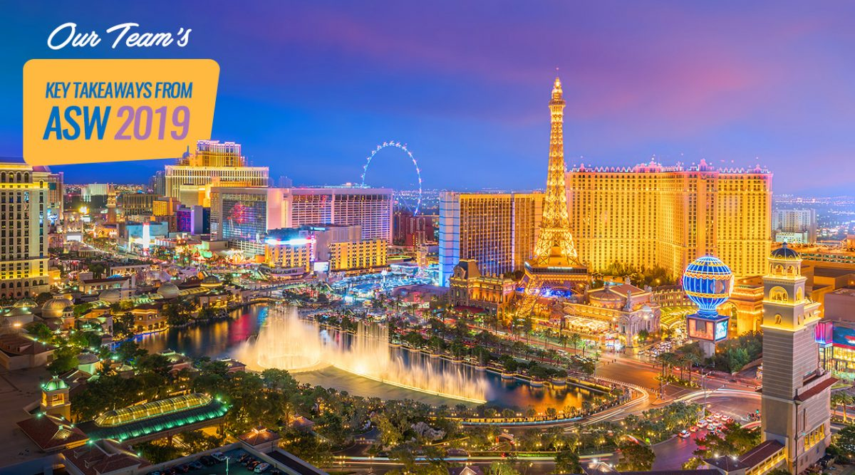 IA Key Takeaways From Affiliate Summit West 2019