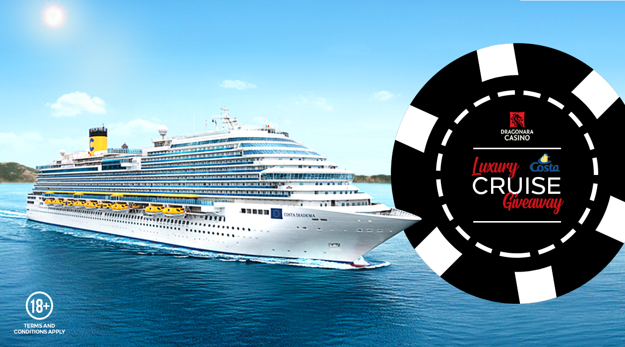Play at Dragonara Online for a Chance to Win a Luxury Cruise!