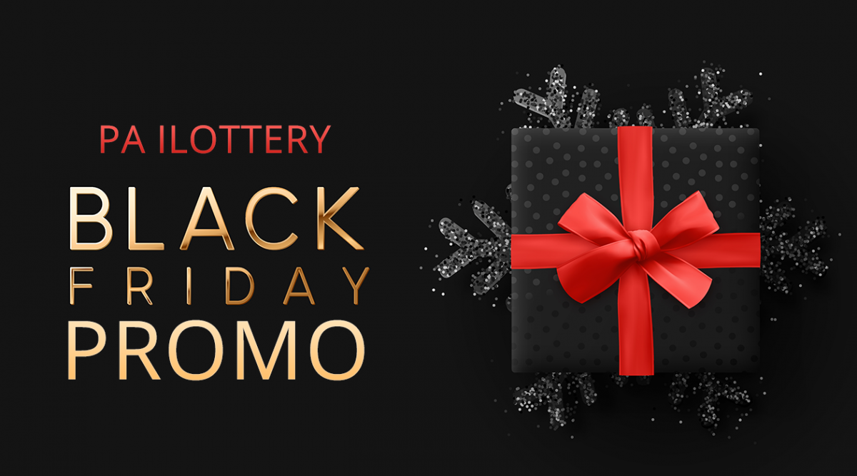 Black Friday Promo PA iLottery