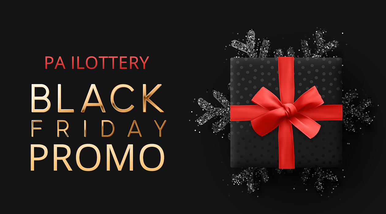 Pennsylvania iLottery's Black Friday iPad Giveaway!