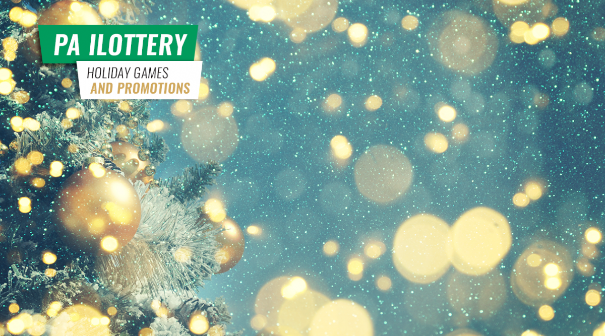 PA iLottery Holiday Games