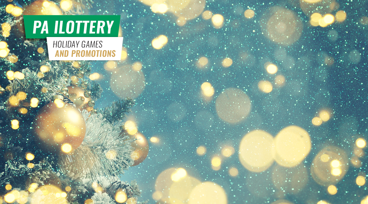 Pennsylvania iLottery Unwraps Holiday Games & Promotions