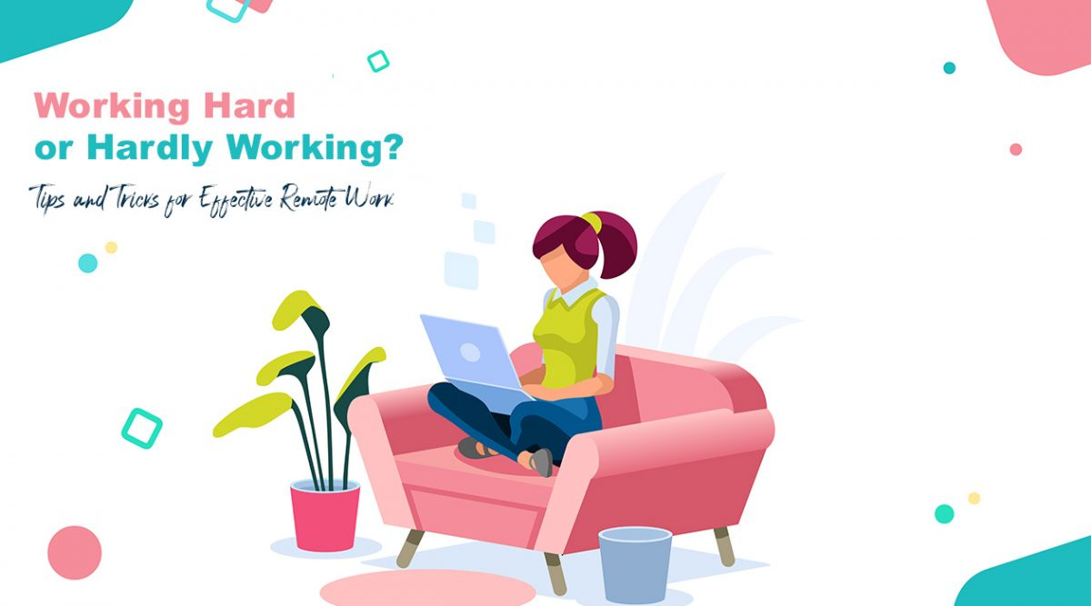 Working Remotely Work from Home