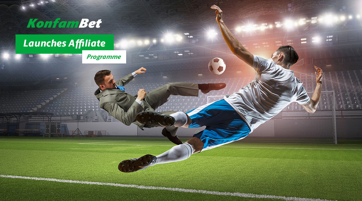 KonfamBet Launches Affiliate Programme with Income Access!