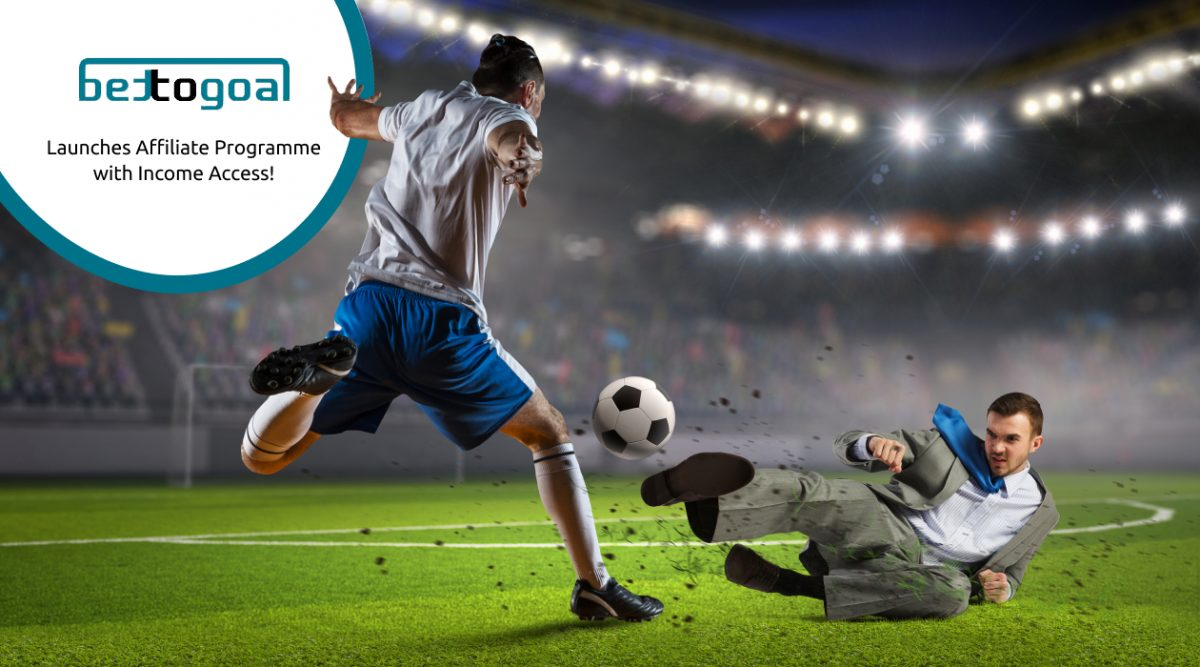 bettogoal Launches Affiliate Programme with Income Access!