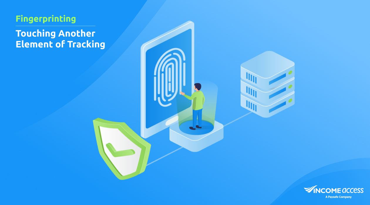 Fingerprinting: Touching Another Element of Tracking