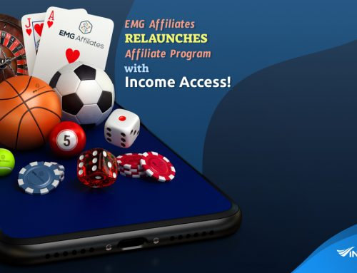 EMG Affiliates Relaunches Affiliate Program with Income Access!